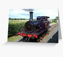 Kent & East Sussex Railway Greeting Card