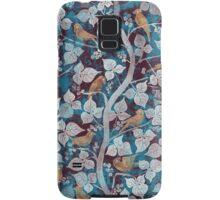 Birds in Blue Samsung Galaxy Case/Skin