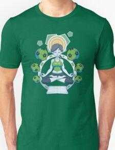 Get Fit - Green Unisex T-Shirt