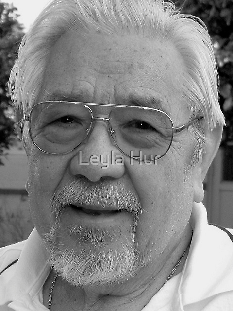 In Honour of My Dad, A Great Man by Leyla Hur