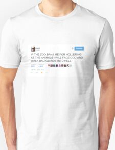 @dril tweet - the zoo T-Shirt