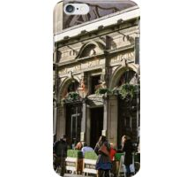 The Mitre and The Royal Mile iPhone Case/Skin