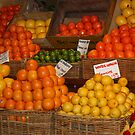 Fruit Galore - The Central Market  by ChrisJeffrey