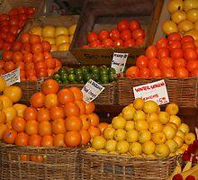 Fruit Galore - The Central Market  by ChrisJeffrey