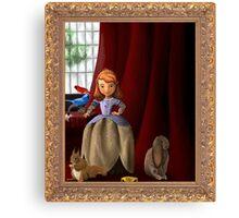 Princess Sofia Canvas Print