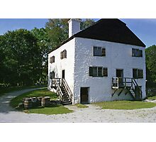 Philipsburg Manor, Tarrytown, New York  Photographic Print