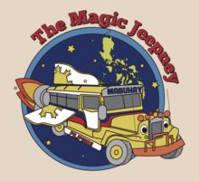 The Magic Jeepney by Michelle Arguelles