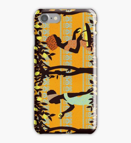 Lemon Harvest iPhone Case/Skin