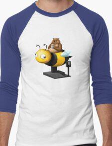A Bear in its Free Time (Request by Brett Ojdanic) Men's Baseball ¾ T-Shirt