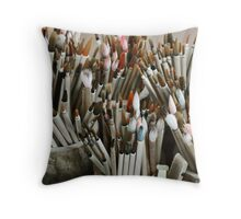paint your life Throw Pillow
