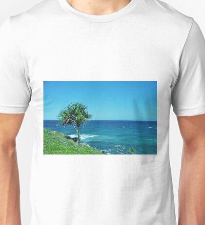 Point Arkwright Pandanus Unisex T-Shirt