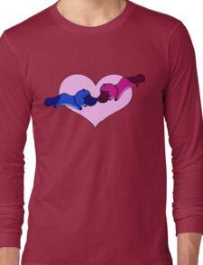 Love platypuses Long Sleeve T-Shirt