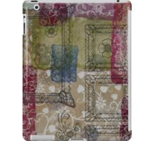 Stampy with frames iPad Case/Skin