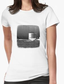 silo - TTV Womens Fitted T-Shirt