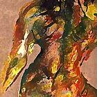 nude tribute to Calandria by Simba73