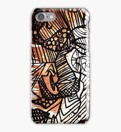 He Spun iPhone Case/Skin