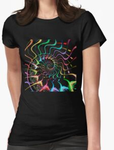 Synapse Life Womens Fitted T-Shirt