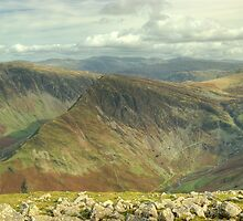 The High Stile Walk....High Crag by Jamie  Green