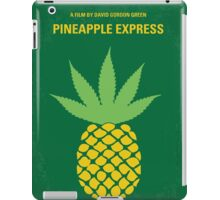 No264 My PINEAPPLE EXPRESS minimal movie poster iPad Case/Skin