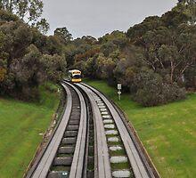 Adelaide O-Bahn by JaninesWorld