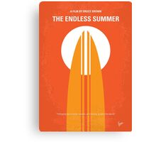 No274 My The Endless Summer minimal movie poster Canvas Print