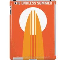 No274 My The Endless Summer minimal movie poster iPad Case/Skin