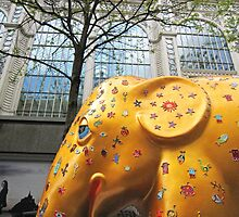 London elephant, Royal Opera House by hagulstad