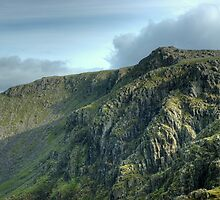 The High Stile Walk....The Crags of High Stile by VoluntaryRanger