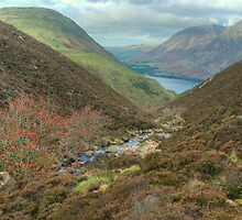 The High Stile Walk....Scale Beck by Jamie  Green
