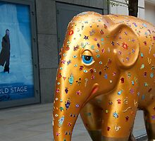 London elephant_2, Royal Opera House by hagulstad
