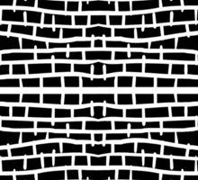 The Wall #2 Sticker