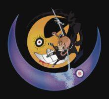 soul eater maka albarn kishin hunter anime manga shirt by ToDum2Lov3