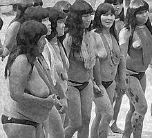 Kuikuro Indians -Top Xingu - Brazil by PauloMendes