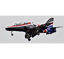 RAF Hawk Photographic Print