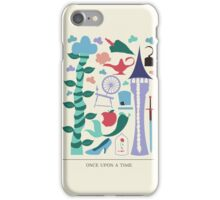 Fairytale- Once Upon a Time iPhone Case/Skin