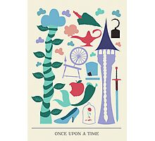 Fairytale- Once Upon a Time Photographic Print