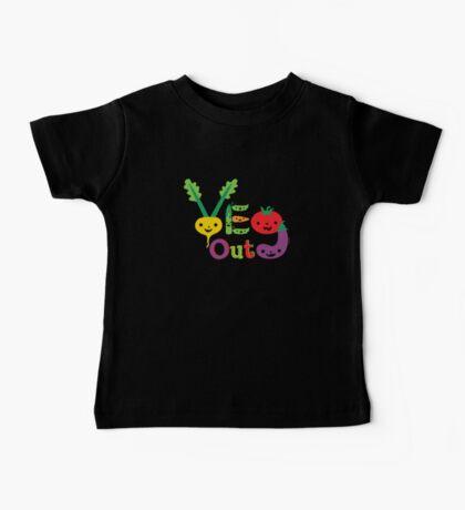 Veg Out Deux - on darks Kids Clothes
