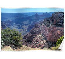 North Rim - Grand Canyon Poster