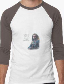 The Misty Mountains Men's Baseball ¾ T-Shirt