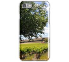 Australian Vineyard Landscape iPhone Case/Skin