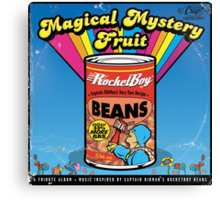Magical Mystery Fruit Canvas Print