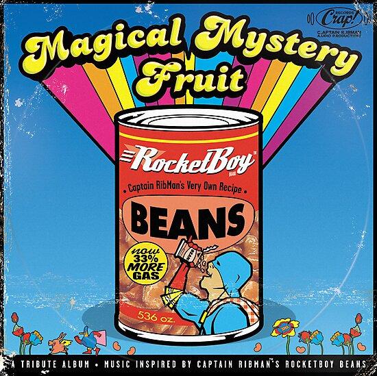 Magical Mystery Fruit by Captain RibMan