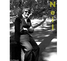 Neil Photographic Print