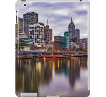 Melbourne Reflections iPad Case/Skin