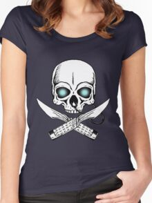 DUNE: Long Live the Fighters Women's Fitted Scoop T-Shirt