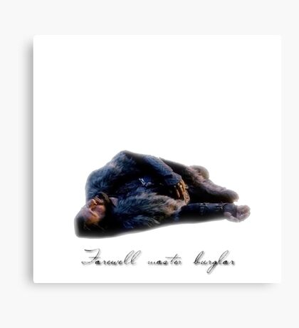 Thorin's Last Goodbye Canvas Print