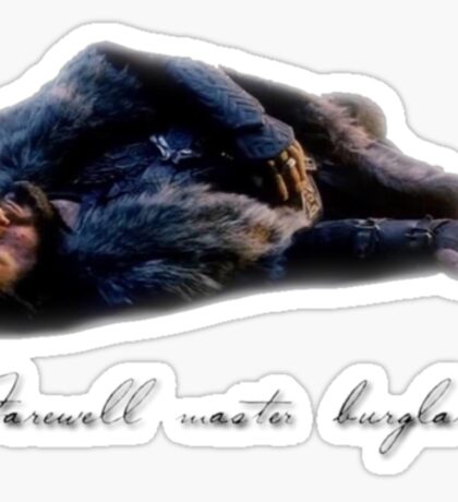 Thorin's Last Goodbye Sticker