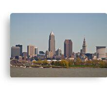 Cleveland, Ohio Canvas Print