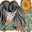 sunflower for crow by arteology