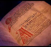 14th century script by andes simbolon